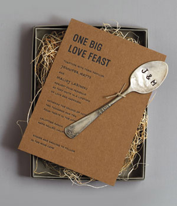 creative wedding invitations vivian